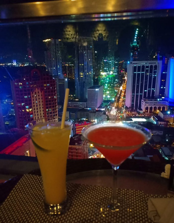 manila nightlife clubs rooftop bars, city view firefly roofdeck makati avenue
