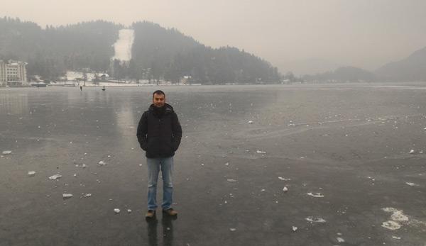 slovenia bled lake utku akkaya