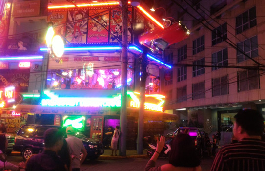 things to do in manila nightlife, makati places to visit, burgos street red light district