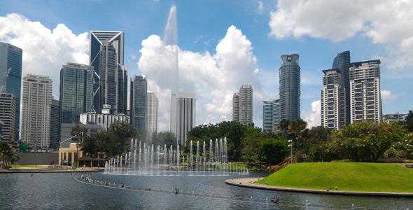 klcc park tourist spots