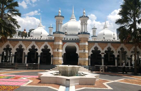 masjid jamek, places to visit in kuala lumpur, free things to do