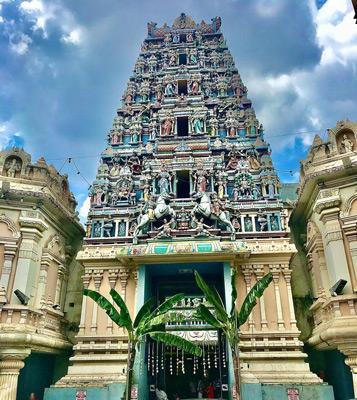 sri mahamariamman temple travel guide capital city of malaysia