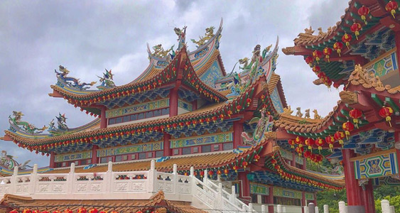 thean hou temple, places to visit and things to do in kuala lumpur, travel guide