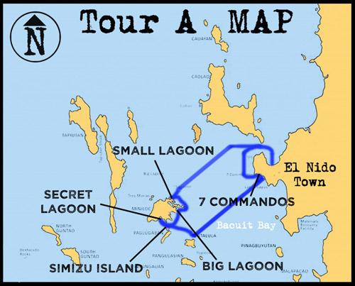 Tour A
