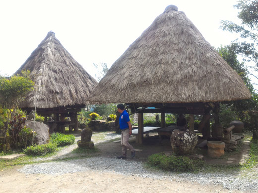 batad rice terraces traditional filipino houses