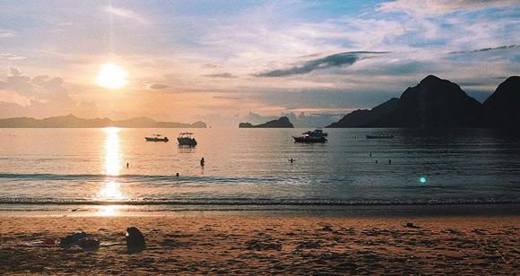 Las Cabanas Beach Things to do in El Nido