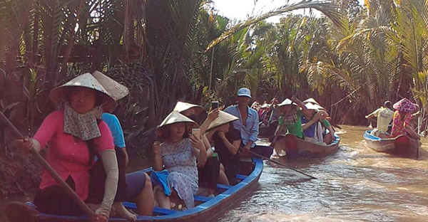 ho chi minh city mekong delta tour