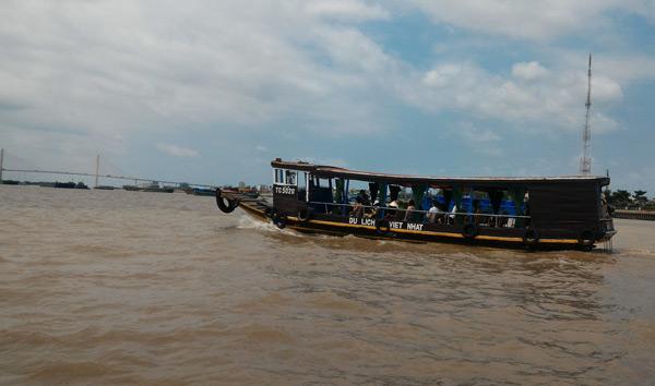 mekong river delta tour