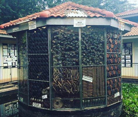 siem reap cambodia landmine museum