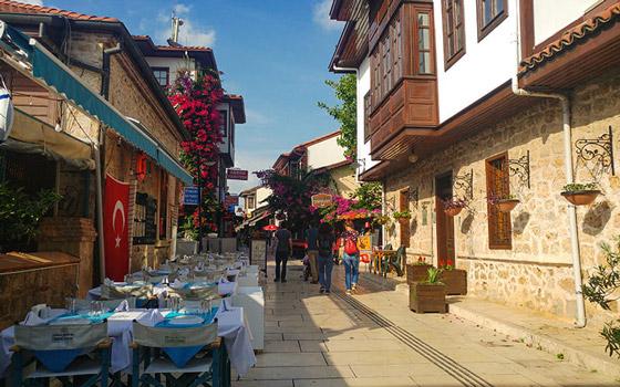 things to do in antalya old town kaleici