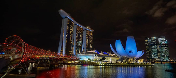 best places to visit in singapore marina bay sands hotel