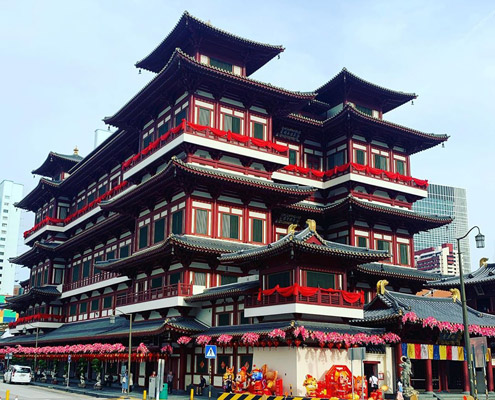 buddha tııth relic temple museum