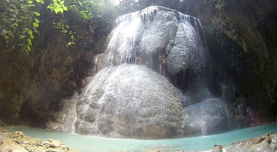 cebu aguinid waterfalls places to visit in the philippines