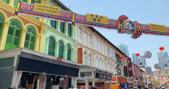 chinatown street market places to visit in singapore