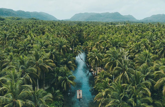 how to get to siargao island