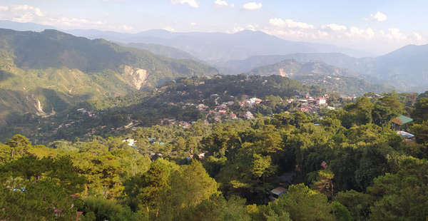 Places to visit in the Philippines Baguio City Mines View Park