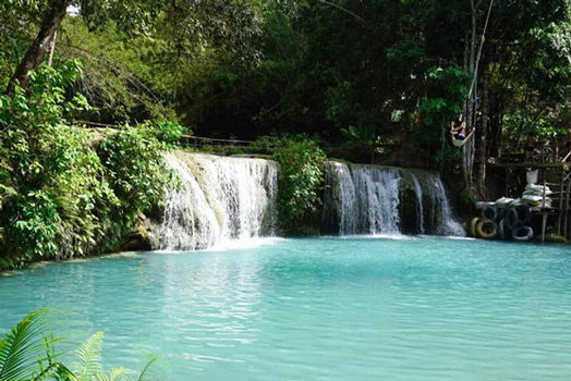 places to visit in the philippines siquijor cambugahay falls