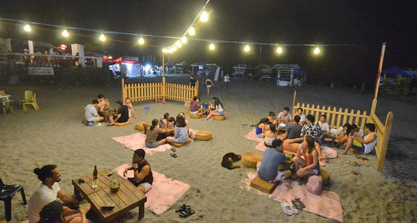 San Juan La Union nightlife Things to do in the Philippines