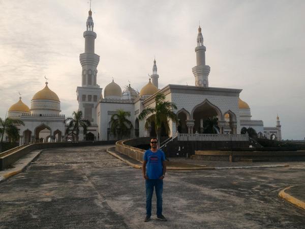the grand mosque cotabato city mindanao