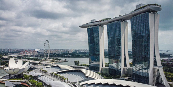 things to do in singapore marina bay sands hotel