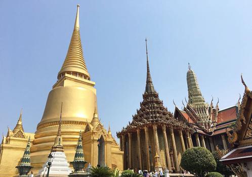 grand palace bangkok places to visit in thailand
