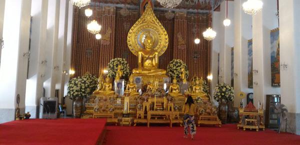 places to visit in bangkok thailand