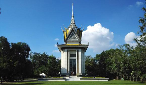 choeung ek killing fields phnom penh