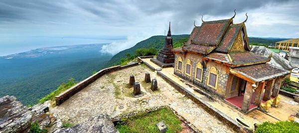 kampot phnom bokor national park