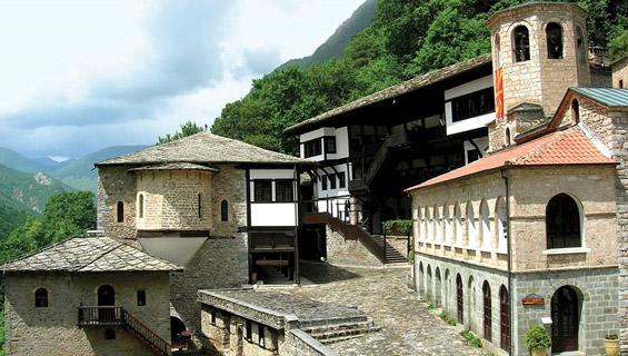 Gostivar Saint Jovan Bigorski Monastery