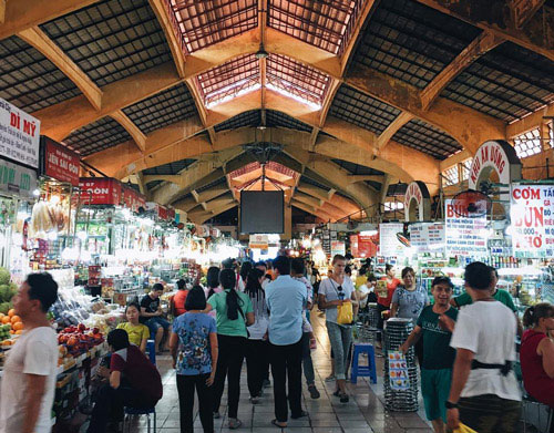 Ben Thanh Market Things to do in Vietnam shopping Ho Chi Minh City