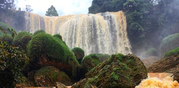 Elephant Falls Da Lat Where to travel in Asia
