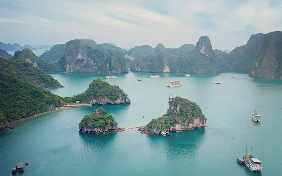 Ha Long Bay Perfect View Travel to Asia