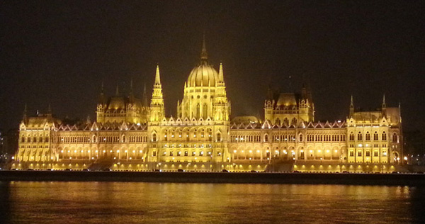 Hungarian Parliament Building Things to do in Budapest