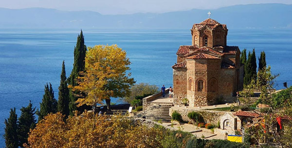 Lake Ohrid Best Places to visit in North Macedonia