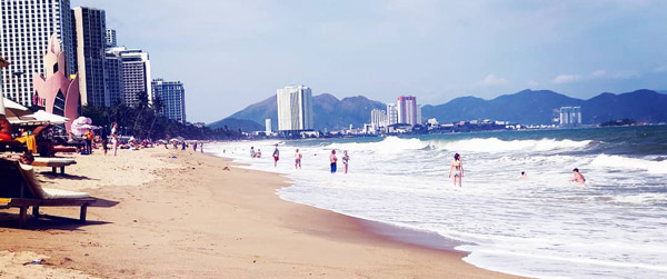 Nha Trang Vietnam Beaches