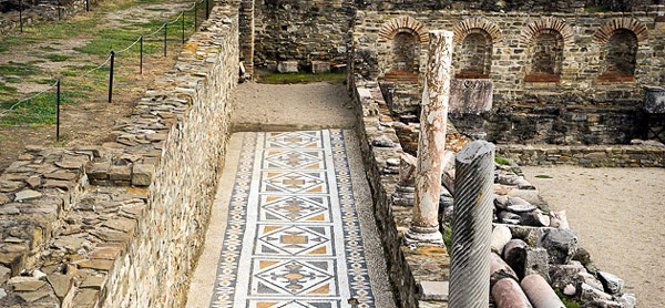 Stobi Ancient City Best Places to visit in North Macedonia
