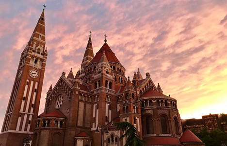 Szeged Cathedral Best Places to Visit in Hungary