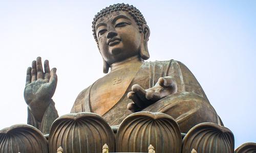 Tian Tan Buddha The Big Buddha
