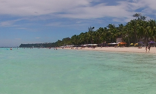 Beautiful places to visit in Boracay Philippines