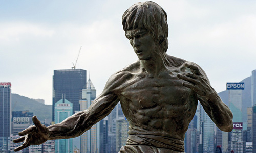 Best Places to Visit in Hong Kong Avenue of Stars Bruce Lee