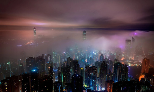 Best Places to Visit in Hong Kong City View