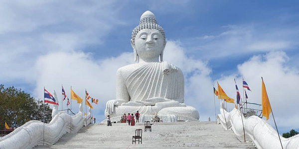 Big Buddha Statue Things to do in Phuket