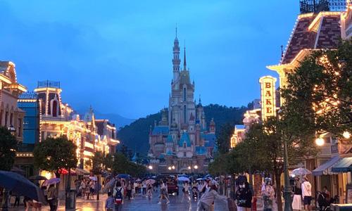 Disneyland Best Places to Visit in Hong Kong