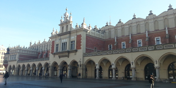 Krakow Cloth Hall Best Places to Visit in Poland