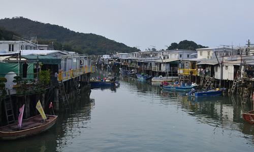Lantau Island Tai O
