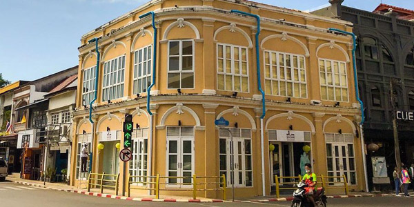 Old Phuket Town Best Places to Visit and Travel in Southeast Asia