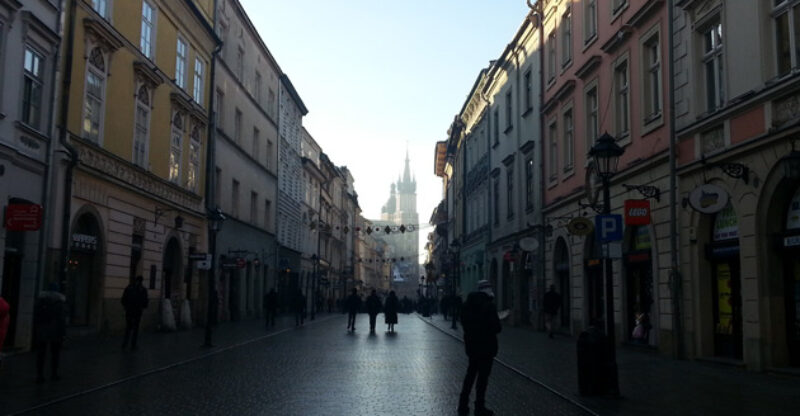 Places to visit in Krakow Poland