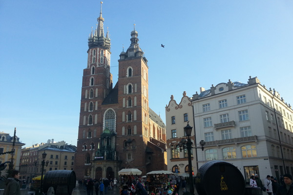 St Mary's Basilica Top Places to Visit in Krakow