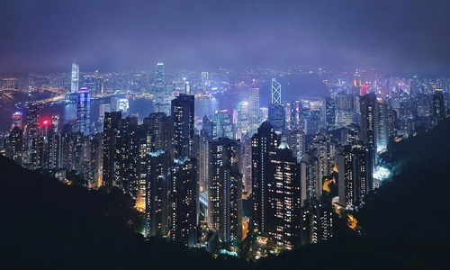 Victoria Peak Best Places to Visit in Hong Kong