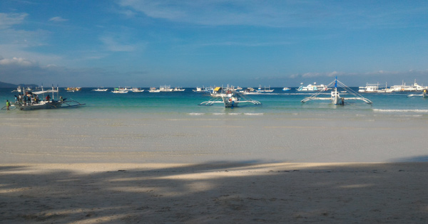 White Beach Best things to do in Boracay